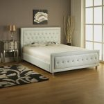Italian style waterbed:  Black or White King size £949.00